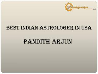 Astrologer Arjun - Top & Best Indian Astrologer in USA