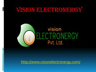 Led Lighting Products by vision electronergy
