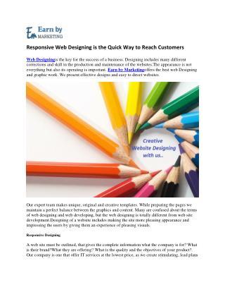 E-mail Marketing Company at lowest price Noida India-earnbymarketing.com