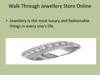 Jewellery Store Online