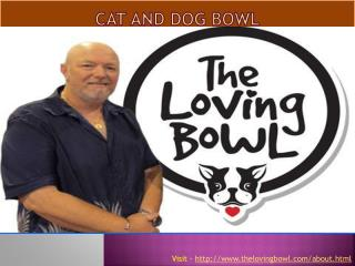 Dog bowl and Cat Bowl