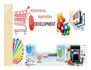 Ecommerce Application Development For Online Selling Via Web and Mobile Application
