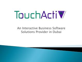 Business Software Provider dubai