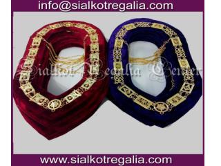 Masonic Grand lodge chain collar Gold