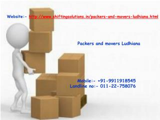 Move Successfully Safely and Economically with Skilled Movers and Packers in India