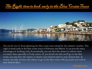 Yacht Charter Group In Turkey