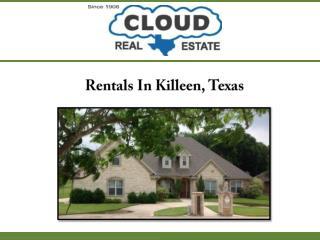 Rentals In Killeen, Texas
