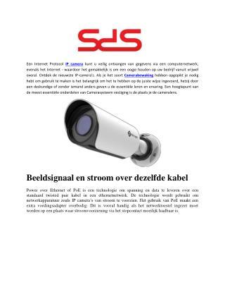 Installeer IP Camera Voor Beveilig Uw Bedrijf
