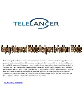 Job for Telemarketing Outsourcing