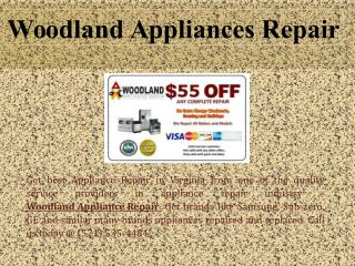Find Perfect Appliance Repair Service Provider in Virginia