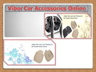 Viber Car Accessories Online