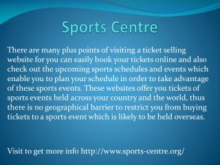 www.sports-centre.org