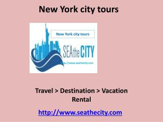 New York city tours Manhattan jet ski rental