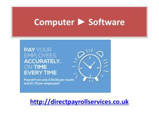 online outsource payroll costs services Croydon Epsom
