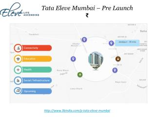ELEVE New Project by Tata Housing Mumbai