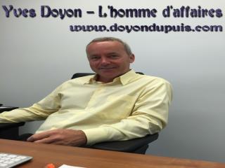 Yves Doyon – L'homme d'affaires