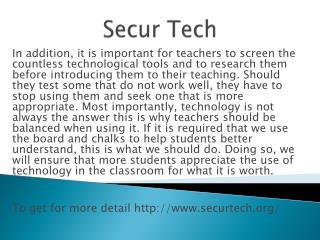 www.securtech.org