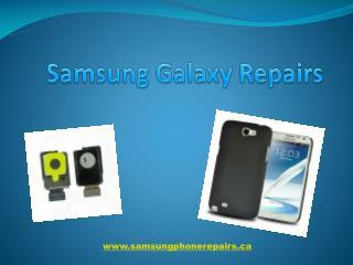 Samsung Phone Repair | Genuine Samsung Phone parts | Samsung Galaxy Repairs