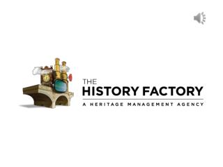Archival & Records Management Services by The History Factory