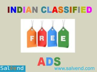 India Classified Free Ads- A Must For Your Business Growth