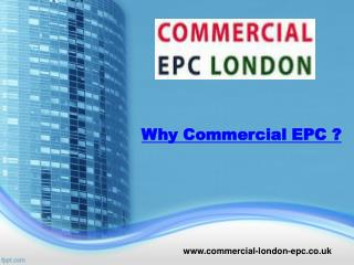 Commercial epc