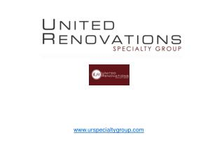 Building Renovations Nationwide