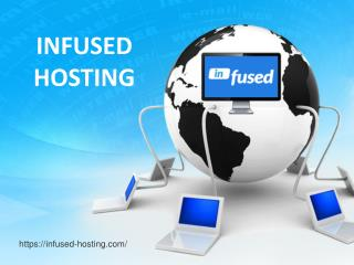 Cheap Reliable Website Hosting - Infused Hosting