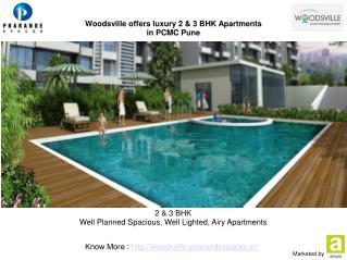 Woodsville - Condos for Sale in PCMC Pune