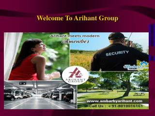 Arihant Group Ongoing and Ready To Move Project