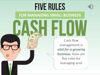 Managing Small Business Cash Flow | United Capital Funding