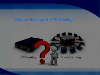 What is SSD VPS Web Hosting?