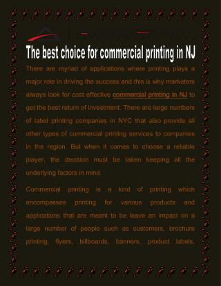 business forms printing NYC