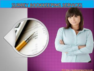Bookkeeping Surrey Payroll Solutions Wallington