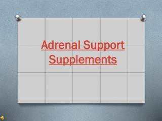 Quantum Nutrition Labs Supplements for Adrenal Fatigue