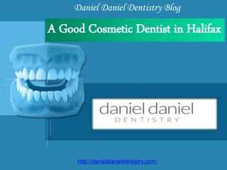 Daniel Daniel Dentistry Blog - Atlantic Canada's most trusted dental office