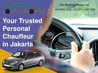 Sewa Mobil Dan Supir Jakarta | Daily Car Rental Jakarta