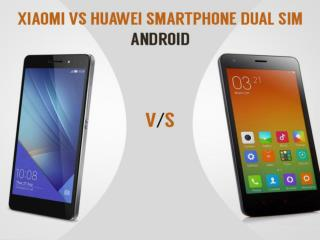 Xiaomi Vs Huawei Smartphone Dual Sim Android: The Ultimate Cheat Sheet!
