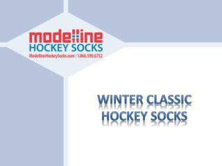 Winter Classic Hockey Socks