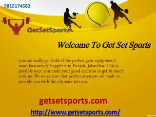 Gym equipments manufacturers & Suppliers in Jalandhar, Punjab