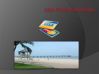 Deerfield Beach Junk Removal FL