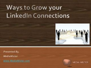 Ways to Grow your LinkedIn Connections