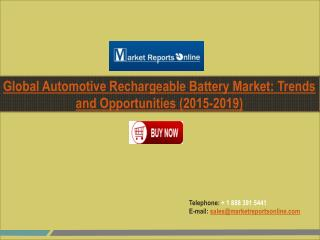 China Electric Vehicle Rechargeable Battery Market: Sizing and Growth