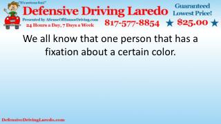 Car Color Saves Money