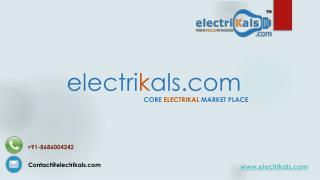 PTT Electrikal products online | electrikals.com