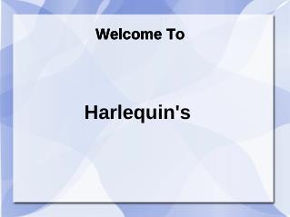 Harlequin's - A Dance Store in Ventura