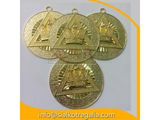 Masonic PZ collar jewels