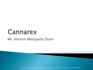 The Marijuana Effect