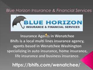 Insurance Agents in Wenatchee