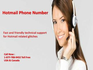 Get support call Hotmail phone 1-877-788-9452 number