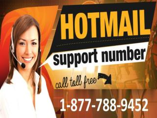 Call Hotmail support tollfree 1-877-788-9452 number for support